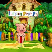 Pepe Pig Jumping