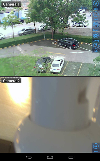 Viewer for Instar IP cameras