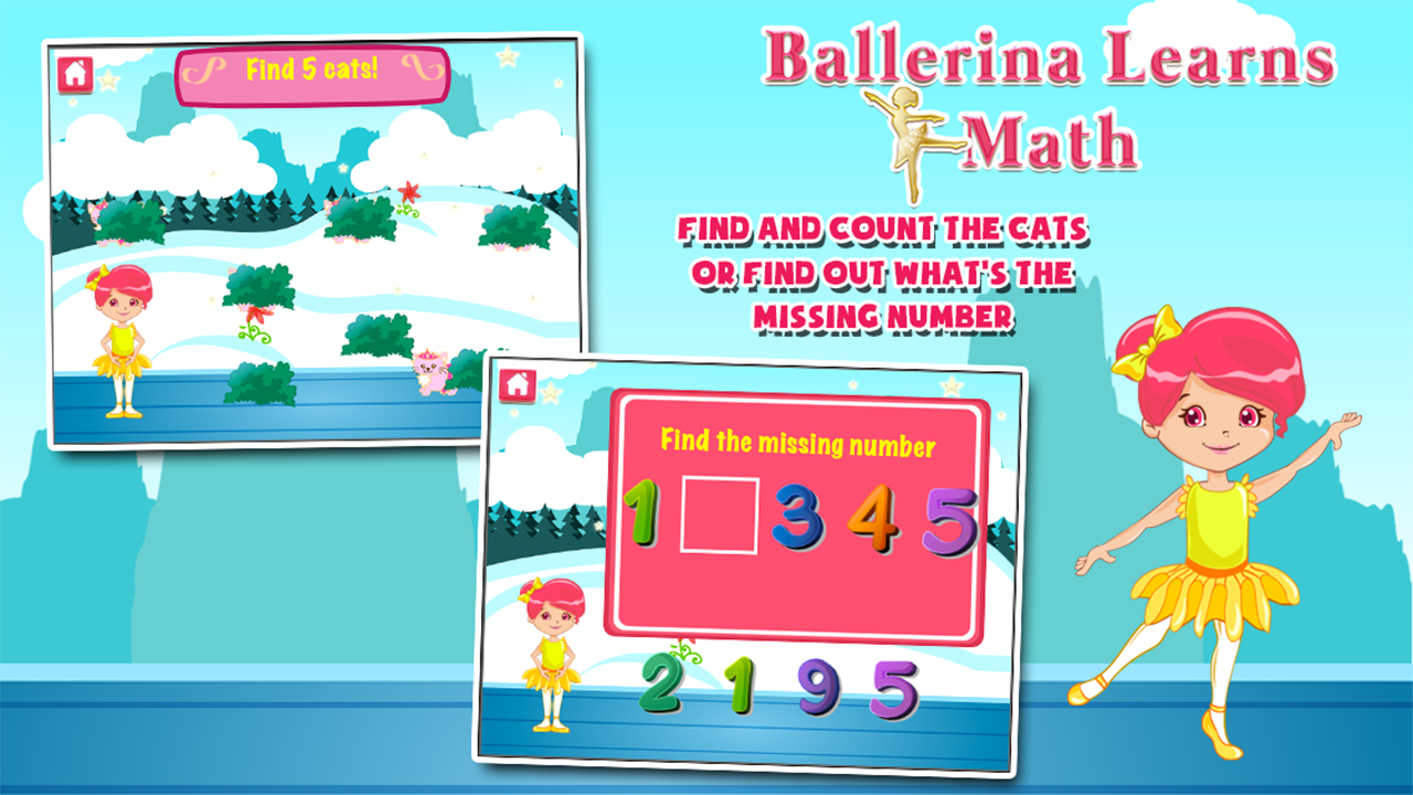 Preschool Math- screenshot