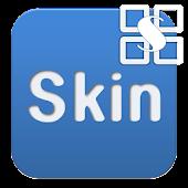 W-7 skin for Start menu