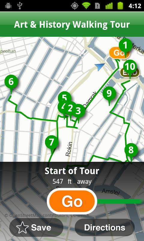Amsterdam City Guide screenshot #6