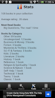 Screenshot of Book Collection & Catalog
