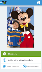 Disneyland Paris PhotoPass screenshot 1