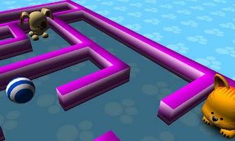 Screenshot of Kids Mello & Smudge Maze