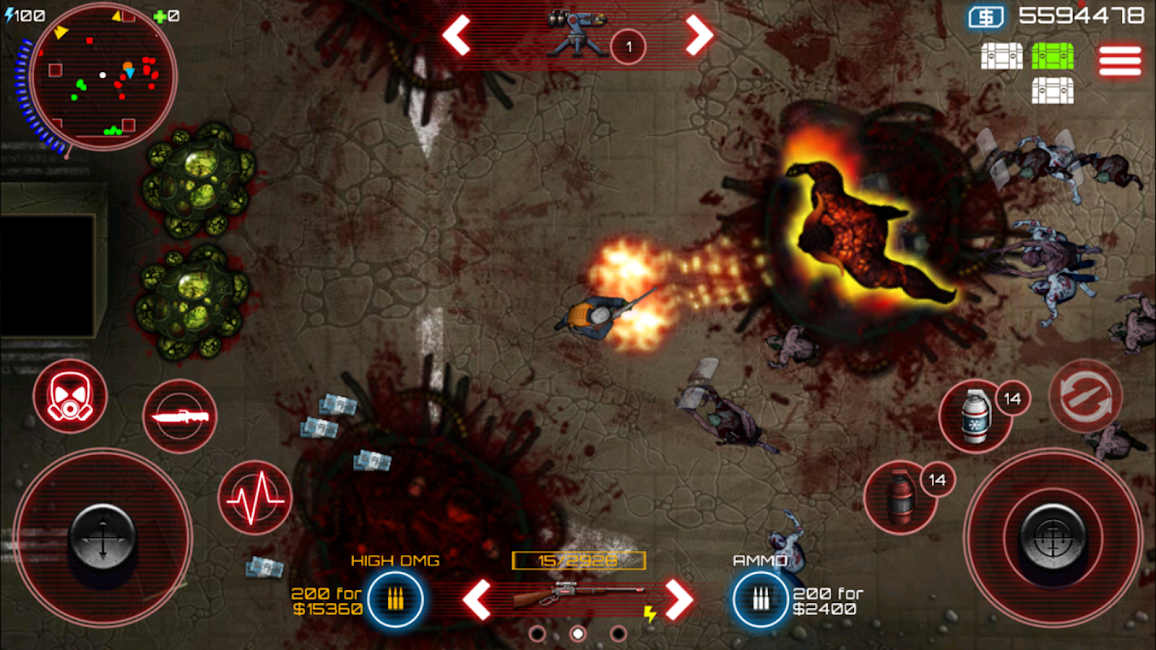 #14. SAS: Zombie Assault 4 (Android)