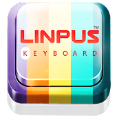 Norwegian for Linpus Keyboard
