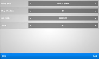 Screenshot of 2DMX Motocross