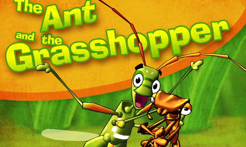 grasshopper and the ant - DriverLayer Search Engine