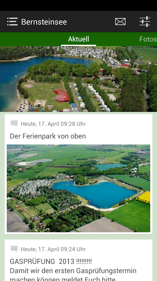Ferienpark am Bernsteinsee - screenshot