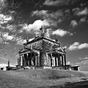 by Andrew Balsillie - Black & White Buildings & Architecture (  )