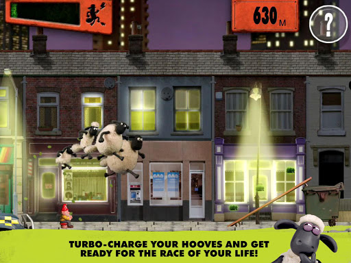Shaun the Sheep - Shear Speed  screenshots 9