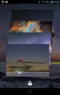 APOD widget- screenshot thumbnail