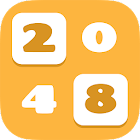 2048 Puzzle upto 8192 Numbers icon