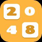 2048 無料人気ゲーム アプ 8192 Numbers icon