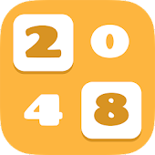 2048 upto 8192 Puzzle Numbers