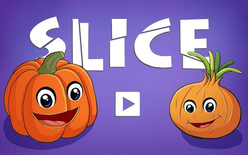 Slices - warzywa i owoce