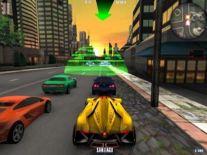MIDTOWN CRAZY RACE PRO - screenshot thumbnail