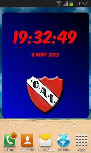 Digital Clock Independiente