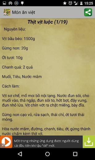 Viet cuisine