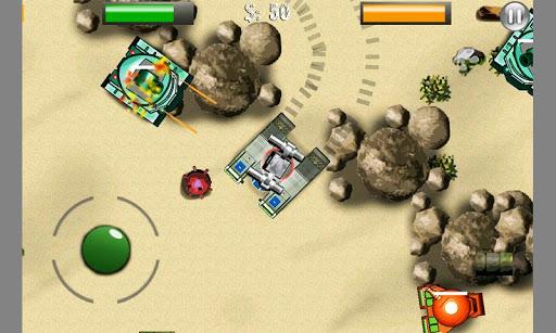 Tank Planet 2070