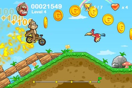 Racing Monkey - screenshot thumbnail