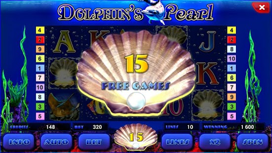 online free casino dolphins pearl deluxe
