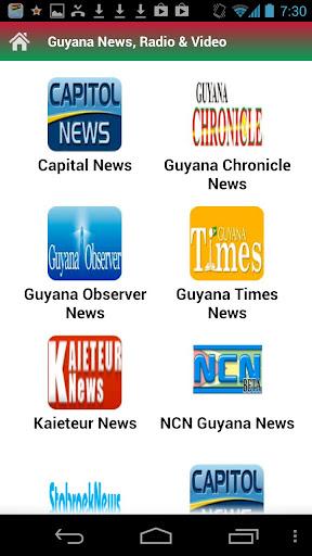 Guyana News Radio