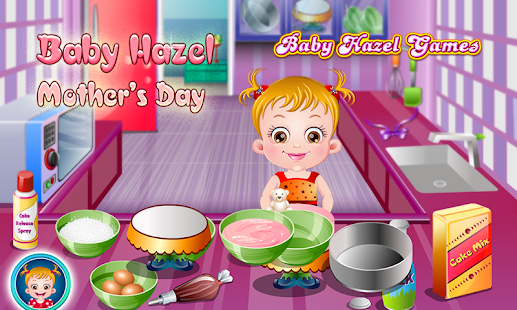 Baby hazel mothers day android apps on google play