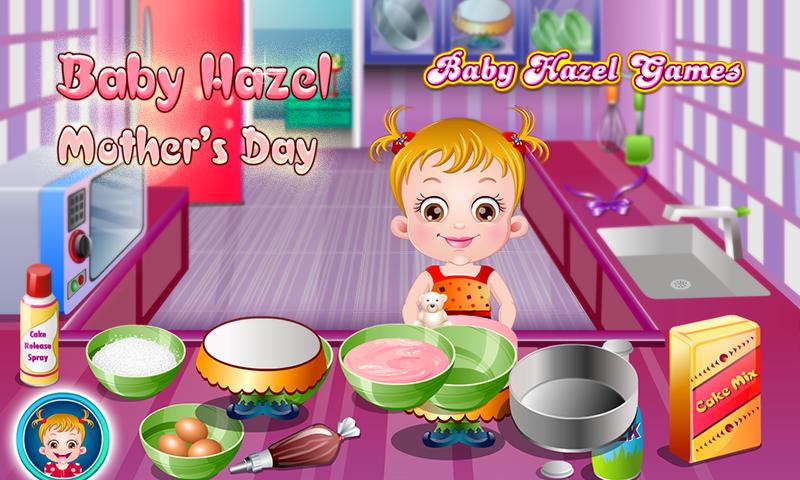 Baby Hazel Mothers Day Screenshot