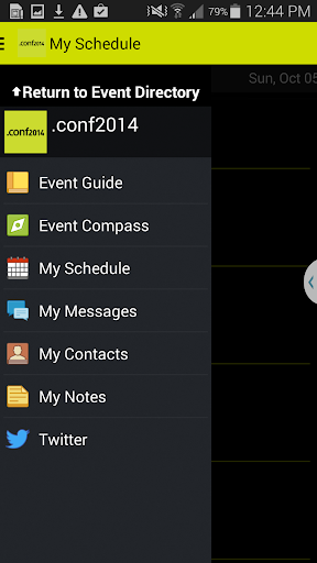 Splunk .conf Mobile Guide