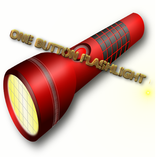 One Button FlashLight Widget