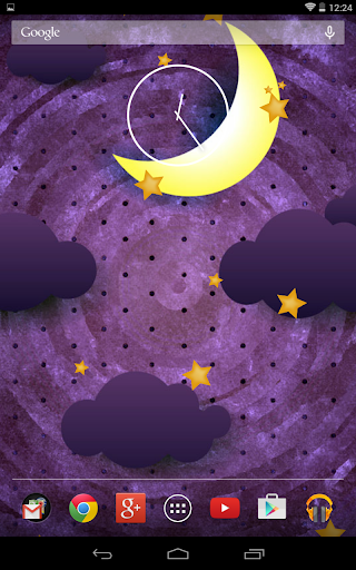 【免費個人化App】Littlest Starry Night LWP-APP點子