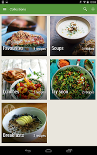 Whisk Recipes & Shopping List- screenshot thumbnail