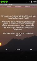 Screenshot of Dua Kitabım