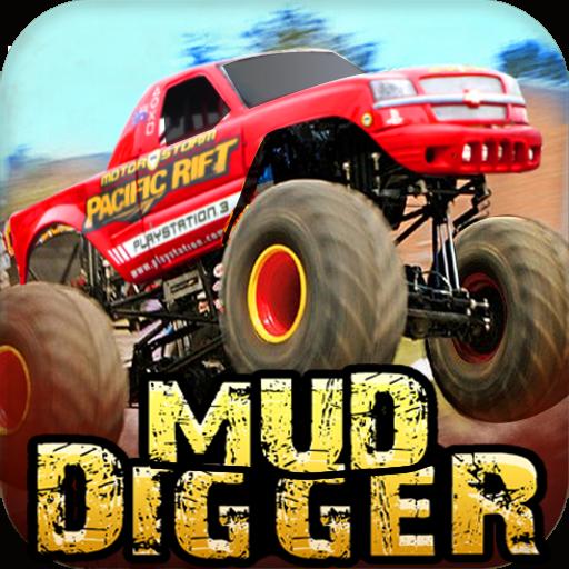 Mud Digger ( 3D Racing Game ) LOGO-APP點子