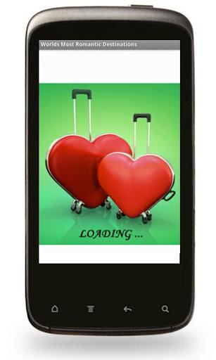 Most Romantic Destinations