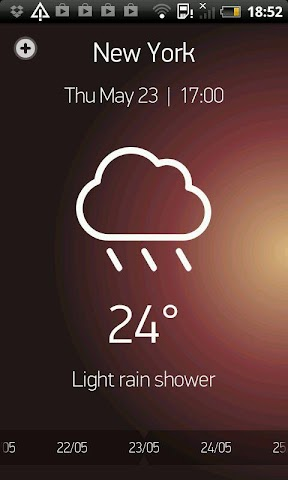 android Weather Forecast 15 days - Pro Screenshot 14