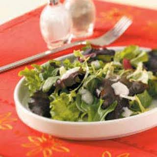 Yogurt-Herb Salad Dressing.