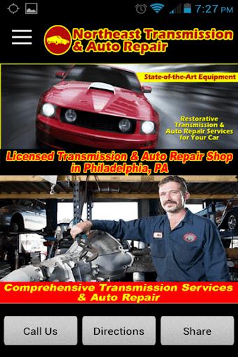 Northeast transmission