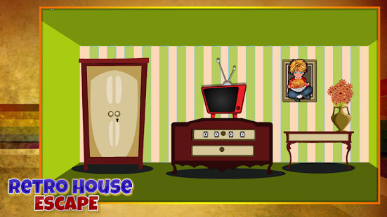 Escape - Retro-House - screenshot thumbnail