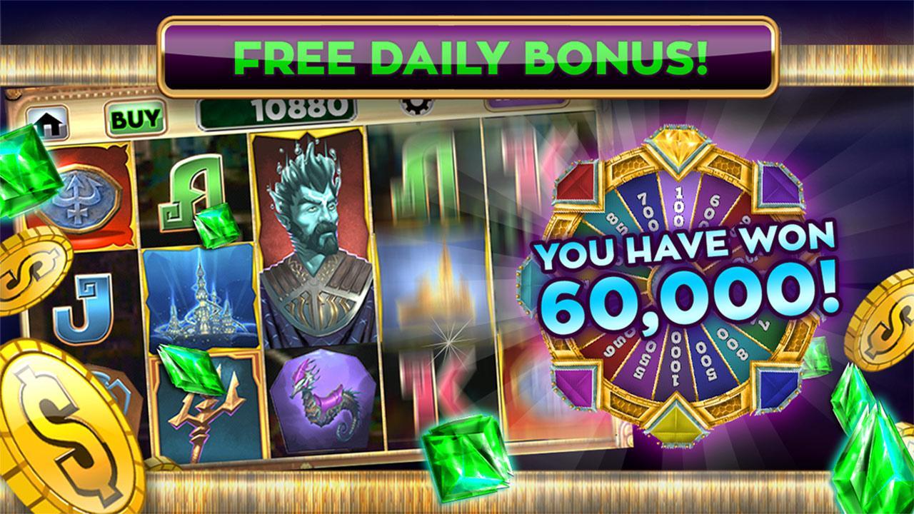 Mystical journey slot machine online