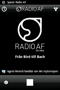 Radio AF 99.1 - screenshot thumbnail