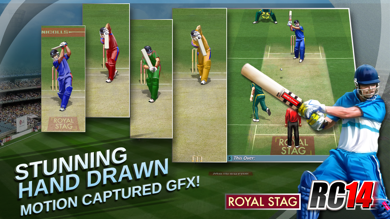 Real cricket 14 android apps on google play - Second hand mobile homes freedom in motion ...