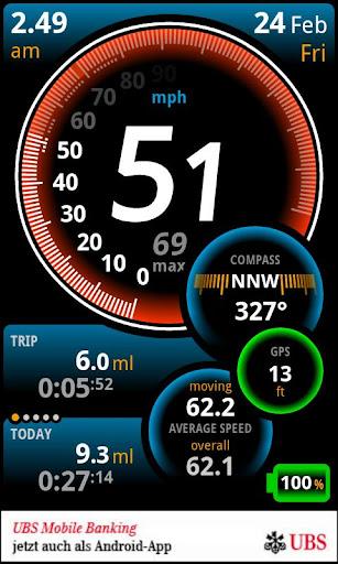 Ulysse Speedometer  screenshots 3