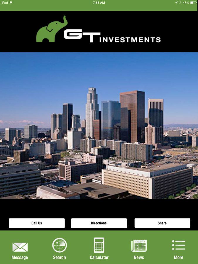 GT Investments- screenshot