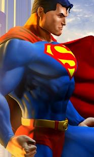 Superman Live Wallpaper Screenshots