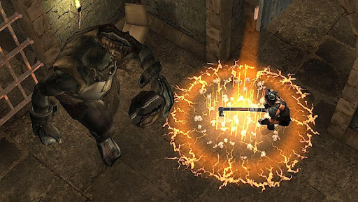 Dungeons Riot Action RPG