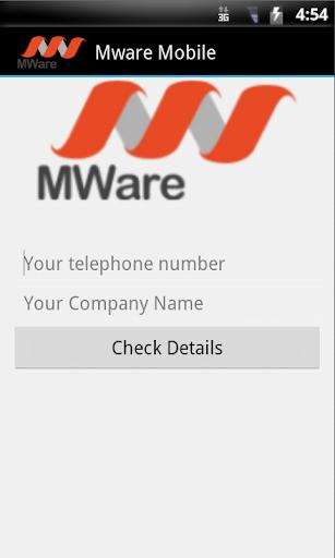 Mware Dispatch