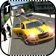 Game Modern Taxi Driving 3D APK for Windows Phone
