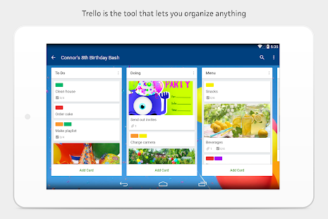 Trello - Organize Anything - screenshot thumbnail